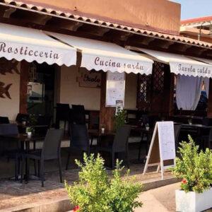 Gastronomia Isola Rossa