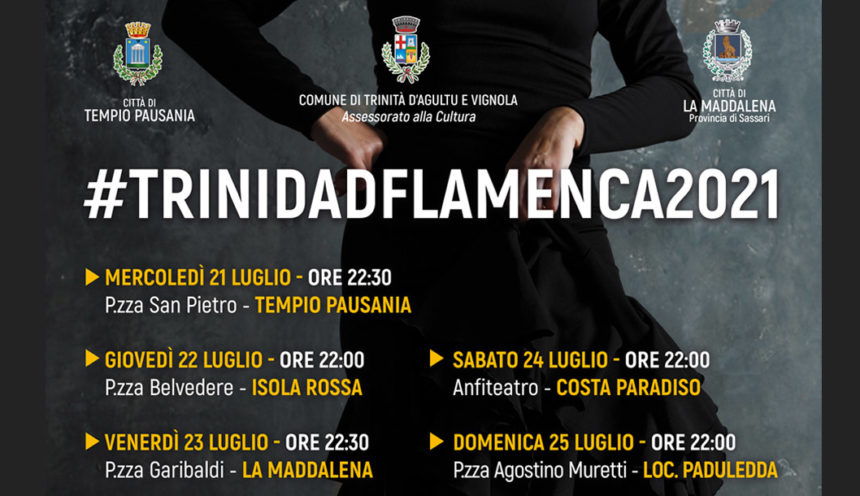 Trinidad Flamenca 2021