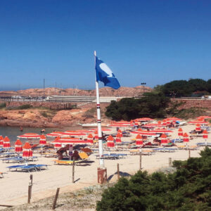 Isola Rossa Beach